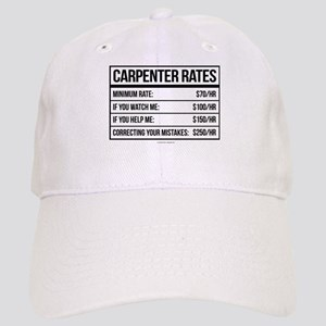 Funny Carpenter Rates Cap